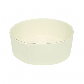 Virginia Casa Linea Lastra, 1 salad bowl large, Bianco, Ø 27 cm