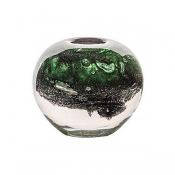 DutZ®-Collection Vase Bubble Ball, h 13,5 x Ø 13,5 cm, dark green