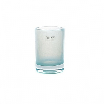 DutZ®-Collecdion Windlight/Vase Cylinder, h 13,5 x Ø 9 cm, color: light grey
