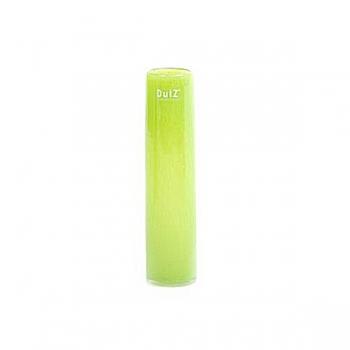 DutZ®-Collection Vase Cylinder, slim, h 25  x  Ø 6 cm, lime