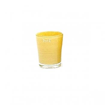 DutZ®-Collection Vase Conic, h 11  x  Ø.9.5 cm, curry