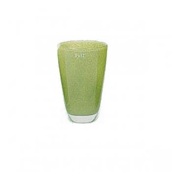 DutZ®-Collection Flower Vase, h 21 x Ø 13 cm, dark green