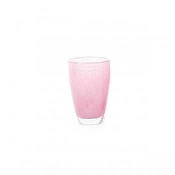 Collection DutZ® Vase, h 18 cm x Ø 12 cm, fuchsia