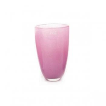 Collection DutZ® Vase, h 26 cm x Ø 16 cm, fuchsia