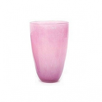 DutZ®-Collection Flower Vase, h 32 x Ø 21 cm, fuchsia