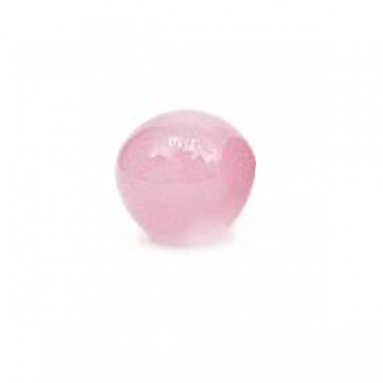 DutZ®-Collection Garden Ball, with opening in bottom, h 12 x Ø 13 cm, fuchsia