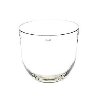 DutZ®-Collection Bowl Anton, h 29 x Ø 29 cm, clear