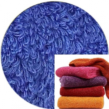 Abyss & Habidecor Super Pile Terry Cloth Guest Towel, 30 x 50 cm, 100% Egyptian Giza 70 Cotton, 700g/m², 318 Liberty