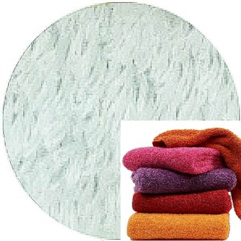 Abyss & Habidecor Super Pile Terry Cloth Guest Towel, 30 x 50 cm, 100% Egyptian Giza 70 Cotton, 700g/m², 930 Perle