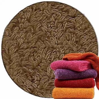 Abyss & Habidecor Super Pile Terry Cloth Sauna/Beach Towel, 105 x 180 cm, 100% Egyptian Giza 70 Cotton, 700g/m², 771 Funghi