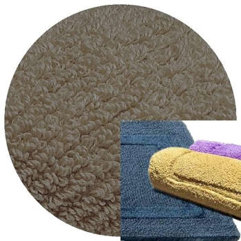 Abyss & Habidecor Bath Mat Reversible, 50 x 80 cm, 100% Egyptian Combed Cotton, 940 Atmosphere