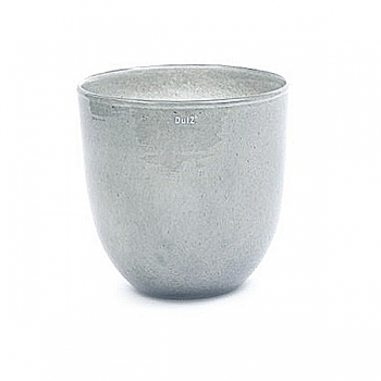 DutZ®-Collection Bowl Anton, h 29 x Ø 29 cm, medium grey