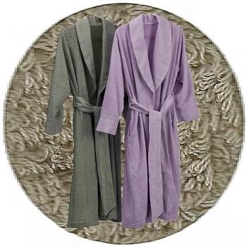 Abyss & Habidecor Amigo Bath Robe, 100% Egyptian Giza 70 cotton, 400 g/m², Size XL, 940 Atmosphere