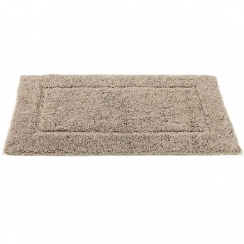 Abyss & Habidecor Bath Mat Mistral, 50 x 80 cm, 100% linen, 101 Ecru