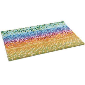 Abyss & Habidecor Bath Mat Mosaic, 70 x 120 cm, 100% cotton, combed, 800