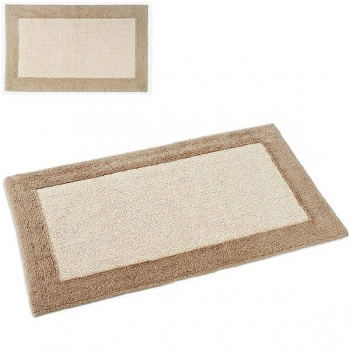 Abyss & Habidecor Bath Mat Origine, 60 x 100 cm, 100% Egyptian Giza 70 cotton, combed, 770 Linen
