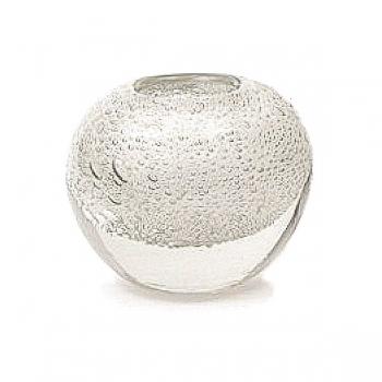 DutZ®-Collection Vase Bubble Ball, h 13,5 x Ø 13,5 cm, white
