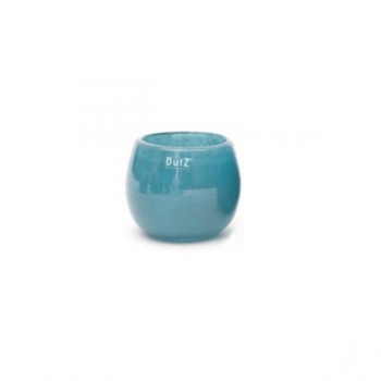 DutZ®-Collection Vase Pot Mini, h 7 x Ø 10 cm, blue petrol