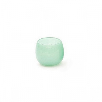 Collection DutZ® vase/récipient Pot Mini, h 7 x Ø 10 cm, jade