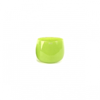 DutZ®-Collection Vase Pot Mini, h 7 x Ø 10 cm, lime