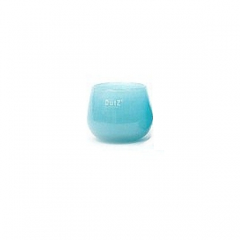 Collection DutZ® vase/récipient Pot Mini, h 7 x Ø 10 cm, aqua