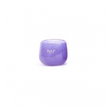 DutZ®-Collection Vase Pot Mini, h 7 x Ø 10 cm, purple