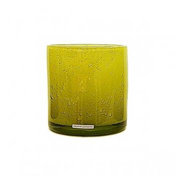 Henry Dean Vase/Windlight Cylinder, h 15 x Ø 15 cm, Sundance