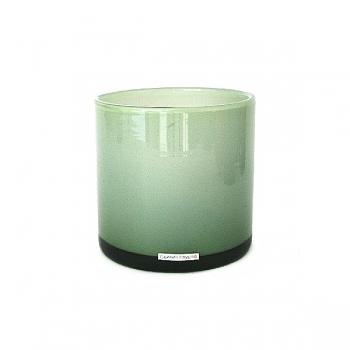 Henry Dean Vase/Windlight Cylinder, h 15 x Ø 15 cm, Essence