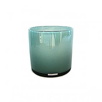 Henry Dean Vase/Windlight Cylinder, h 15 x Ø 15 cm, Glacon