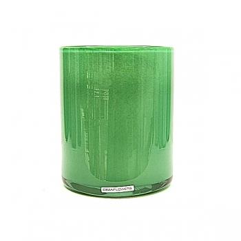 Henry Dean Vase/Windlight Cylinder, h 17 x Ø 13 cm, Lake