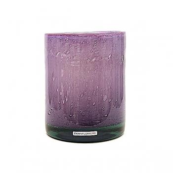Henry Dean Vase/Windlight Cylinder, h 17 x Ø 13 cm, Lilac