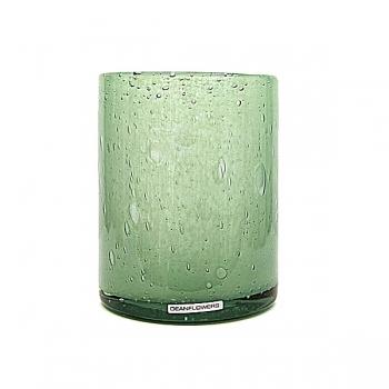 Henry Dean Vase/Windlight Cylinder, h 17 x Ø 13 cm, Mint