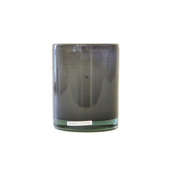 Henry Dean Vase/Windlight Cylinder, h 13 x Ø 10 cm, Heron