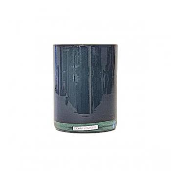 Henry Dean Vase/Windlight Cylinder, h 13 x Ø 10 cm, Denim