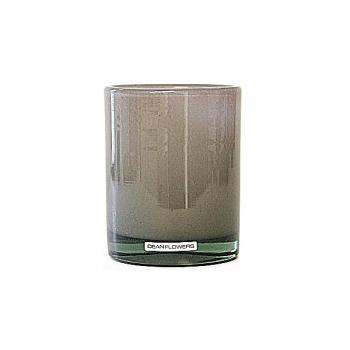 Henry Dean Vase/Windlight Cylinder, h 13 x Ø 10 cm, Zefiro