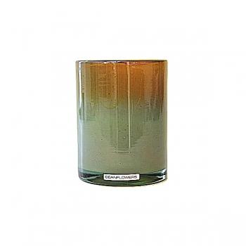 Henry Dean Vase/Windlight Cylinder, h 13 x Ø 10 cm, Dijon