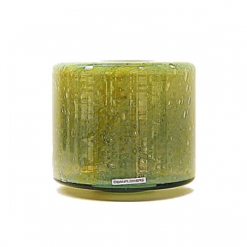 Henry Dean Vase/Windlight Fumiko, h 16 x 17 cm, Aspen