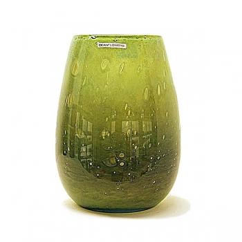 Henry Dean Vase/Windlight Stromboli, h 21 x Ø 12 cm, Aspen