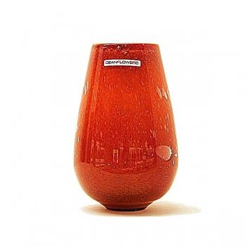 Henry Dean Vase/Windlight Stromboli, h 17.5  x Ø 7 cm, Fire