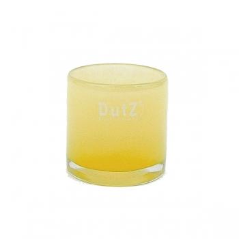 DutZ®-Collection Windlight Votive, h 10 x Ø 10 cm, curry