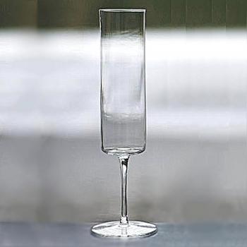 Henry Dean 6 Champagnergläser Minimal, H 23 cm