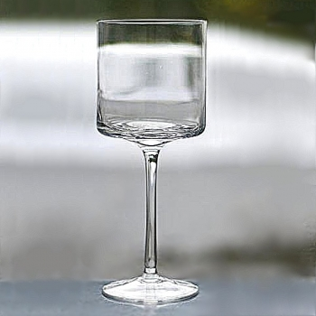 Henry Dean 6 red wine glasses Minimal, h 23 cm