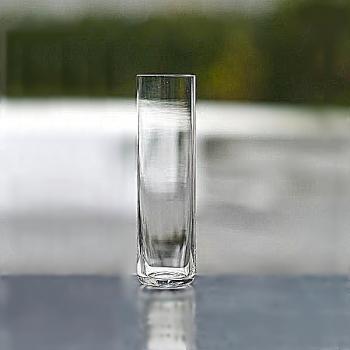 Henry Dean 6 Trinkgläser Minimal Tube, H 12 x Ø 3,5 cm