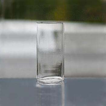 Henry Dean 6 Longdrinkgläser Minimal, hoch, H 12 x Ø 6 cm