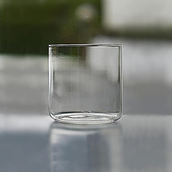 Henry Dean 6 whisky glasses Minimal, high, h 9.5 x Ø 9 cm