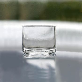 Henry Dean 6 whisky glasses Minimal, low, h 6.5 x Ø 8.5 cm