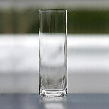 Henry Dean 6 Trinkgläser Minimal Cana, H 18 x Ø 6 cm