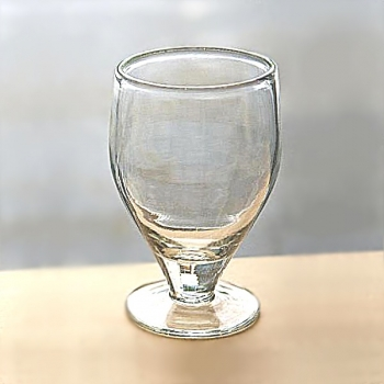 Henry Dean 6 drinking glasses Jef  S, h 13 x Ø 9 cm