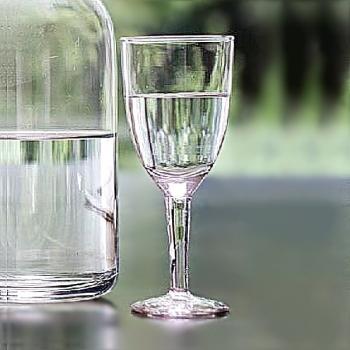 Henry Dean 6 drinking glasses Lisboa  L, h 18 cm