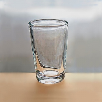 Henry Dean 6 drinking glasses Pilzen , h 11 x Ø 7.5 cm